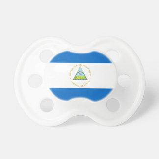 安価! ニカラグアの旗 おしゃぶり