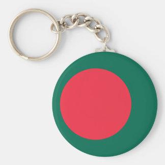 安価! バングラデシュの旗 キーホルダー