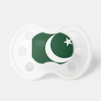 安価! パキスタンの旗 おしゃぶり