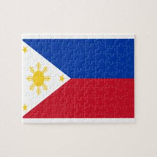 安価! フィリピンの旗 ジグソーパズル