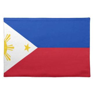 安価! フィリピンの旗 ランチョンマット