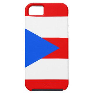 安価! プエルトリコの旗 iPhone SE/5/5s ケース