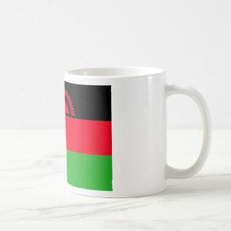 安価! マラウィの旗 コーヒーマグカップ