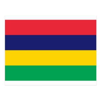 安価! マリシャスの旗 ポストカード