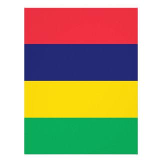 安価! マリシャスの旗 レターヘッド