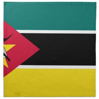 安価! モザンビークの旗 ナプキンクロス