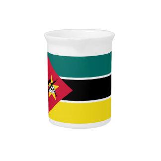 安価! モザンビークの旗 ピッチャー