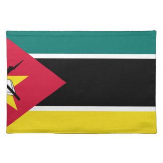 安価! モザンビークの旗 ランチョンマット