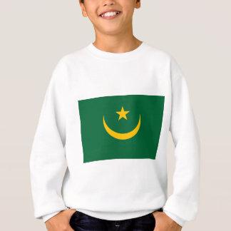 安価! モーリタニアの旗 スウェットシャツ