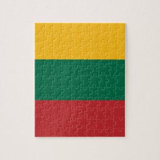 安価! リスアニアの旗 ジグソーパズル