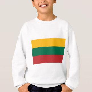 安価! リスアニアの旗 スウェットシャツ