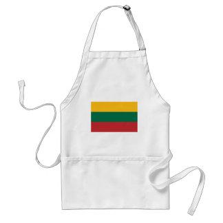 安価! リスアニアの旗 スタンダードエプロン
