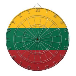 安価! リスアニアの旗 ダーツボード