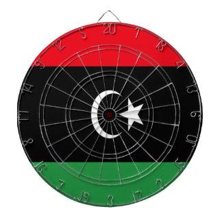 安価! リビアの旗 ダーツボード