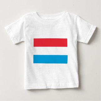 安価! ルクセンブルクは印を付けます ベビーTシャツ