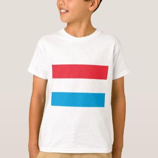 安価! ルクセンブルクは印を付けます Tシャツ