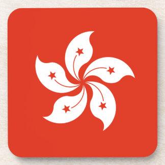安価! 香港の旗 コースター