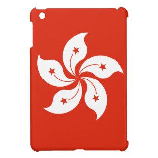 安価! 香港の旗 iPad MINI カバー