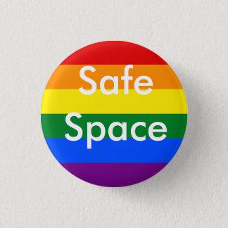 安全な宇宙の虹Pin 缶バッジ