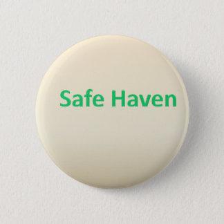 安全な避難所 缶バッジ