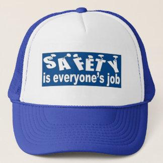 安全は皆仕事です キャップ