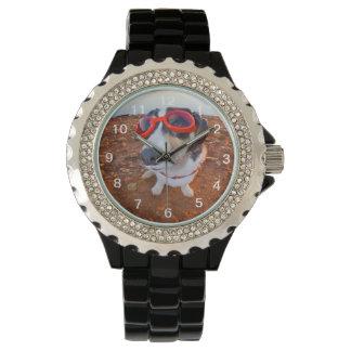 安全犬 腕時計