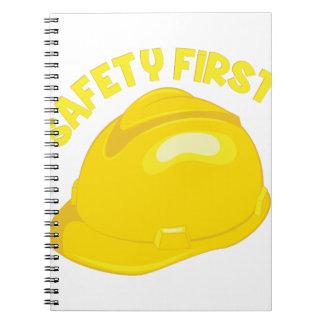 安全第1 ノートブック