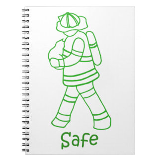 安全 ノートブック