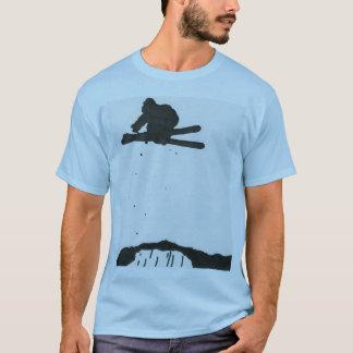 安全sillouette tシャツ