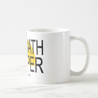 安息日の看守のマグ コーヒーマグカップ
