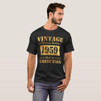 完全さに老化するヴィンテージの優れた質1959 Tシャツ