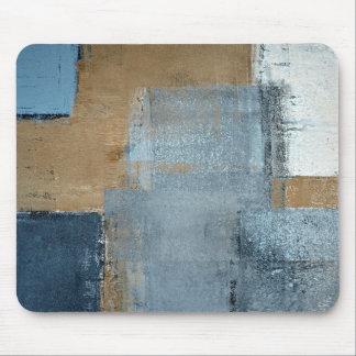 「完全さ」の中立抽象美術 マウスパッド