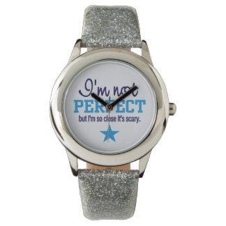 完全ではないカスタムの腕時計 腕時計