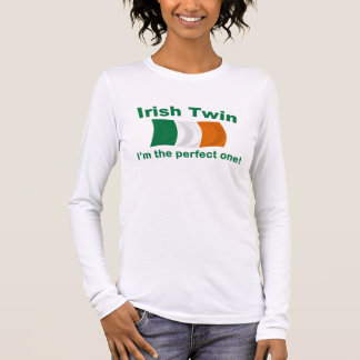 完全なアイルランドの双生児 Tシャツ