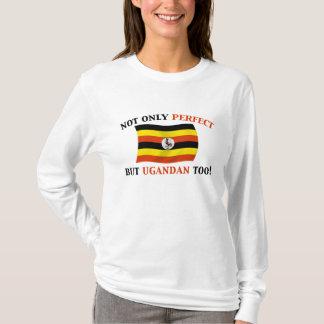 完全なウガンダ人 Tシャツ