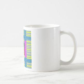 完全なエネルギー曼荼羅色の霊気の治療の記号 コーヒーマグカップ