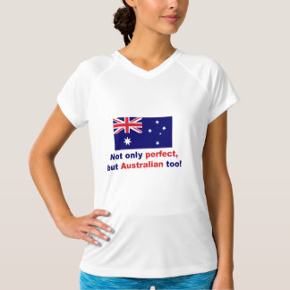 完全なオーストラリア人 Tシャツ