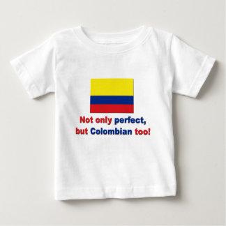 完全なコロンビア ベビーTシャツ
