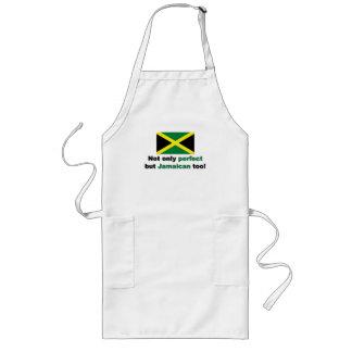 完全なジャマイカ ロングエプロン