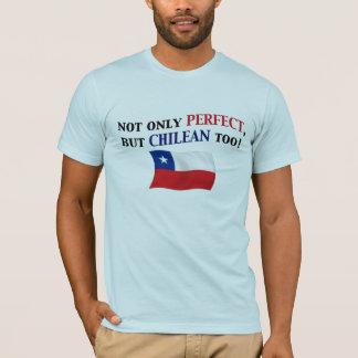 完全なチリ人 Tシャツ
