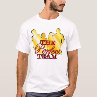 完全なチームワイシャツ Tシャツ