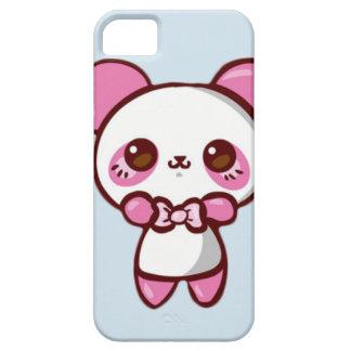 完全なパンダの例 iPhone SE/5/5s ケース