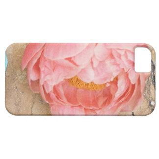 完全なモモのシャクヤク iPhone SE/5/5s ケース