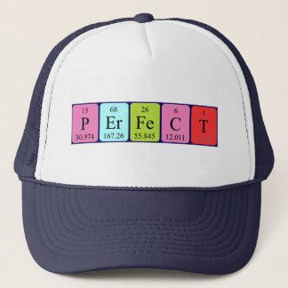 完全な周期表の名前の帽子 キャップ