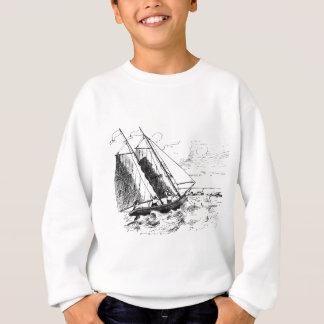 完全な帆の下 スウェットシャツ
