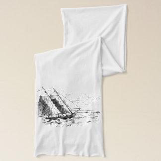 完全な帆の下 スカーフ