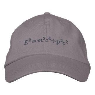 完全な帽子石 刺繍入りキャップ