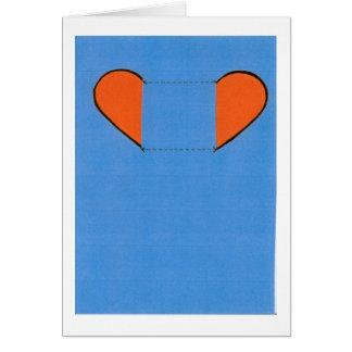 完全な愛バレンタイン カード
