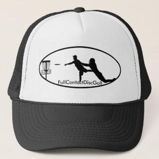 完全な接触ディスクゴルフ帽子 キャップ