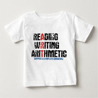 完全な教育 ベビーTシャツ